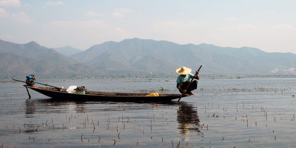 Inle Lake, Myanmar: Boating from Sunrise to Sunset