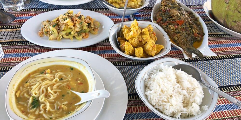 Taking a Burmese Cooking Class in Inle Lake