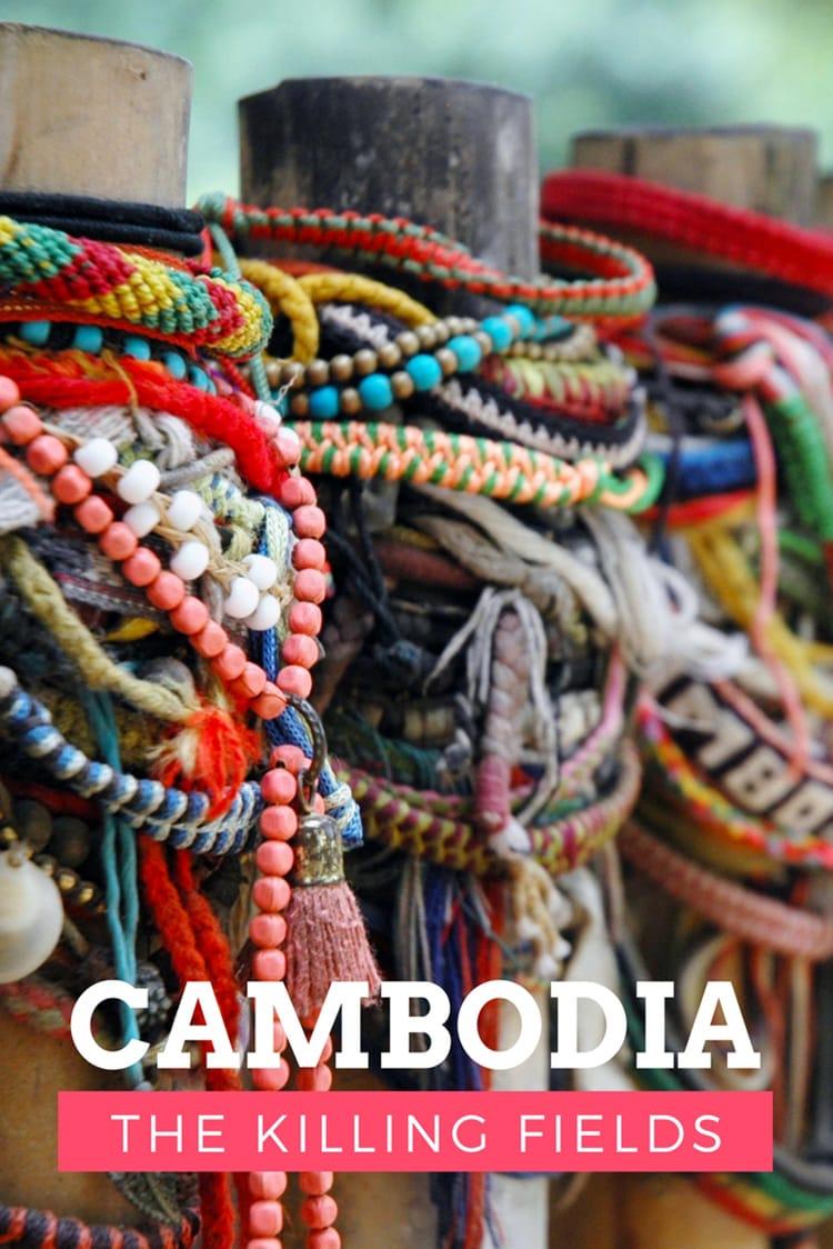 Visiting Cambodia Killing Fields S21 Prison - Phnom Penh Cambodia Travel Backpack Backpacking Vacation #travel #vacation #backpacking #budgettravel #offthebeatenpath #bucketlist #wanderlust #Cambodia #Asia #southeastasia #sea #exploreCambodia #visitCambodia #seeCambodia #discoverCambodia #TravelCambodia #CambodiaVacation #CambodiaTravel