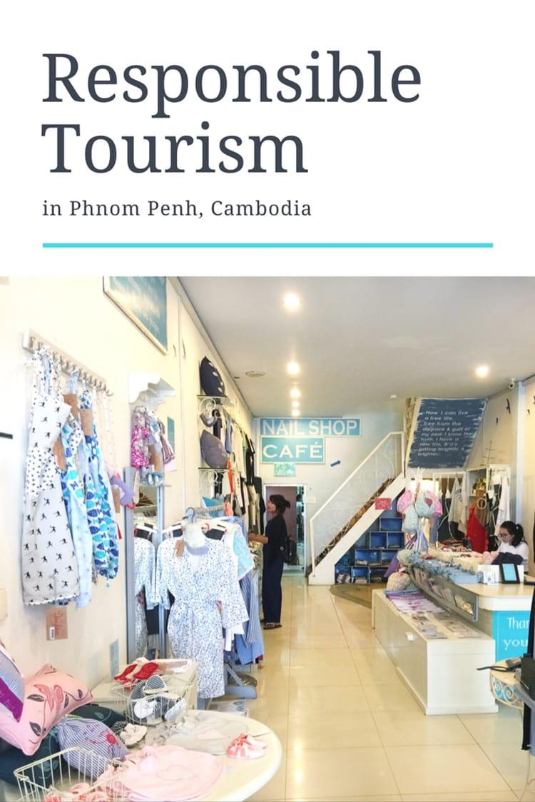 responsible tourism in Phnom Penh Cambodia Cambodia Travel Honeymoon Backpack Backpacking Vacation #travel #honeymoon #vacation #backpacking #budgettravel #offthebeatenpath #bucketlist #wanderlust #Cambodia #Asia #southeastasia #sea #exploreCambodia #visitCambodia #seeCambodia #discoverCambodia #TravelCambodia #CambodiaVacation #CambodiaTravel #CambodiaHoneymoon #responisbletourism