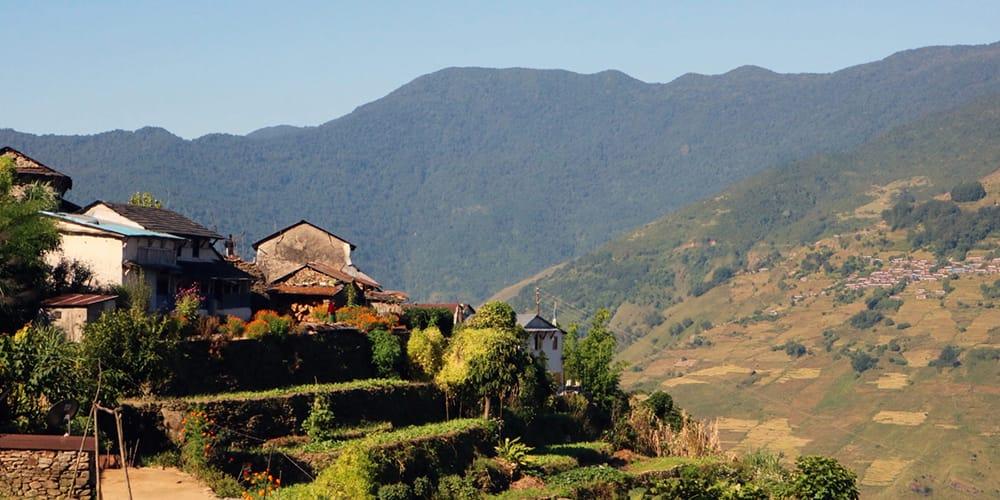 Tangting Village: Experiencing Pure Nepal
