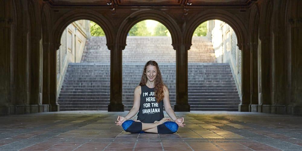 14 day yoga challenge