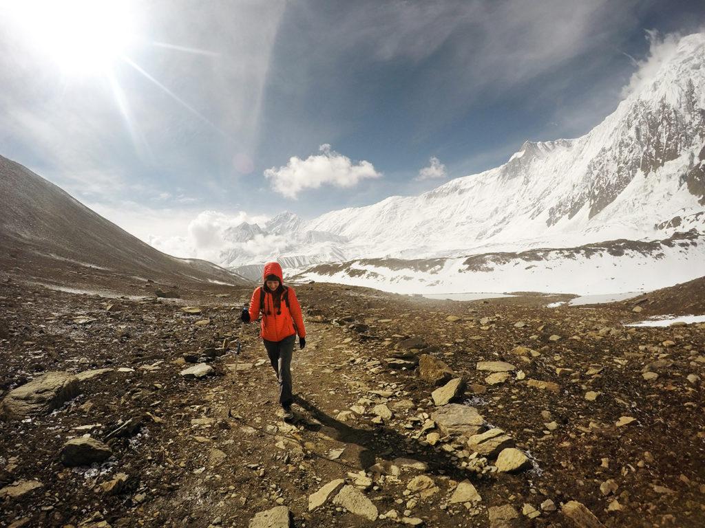 Annapurna circuit budget Nepal