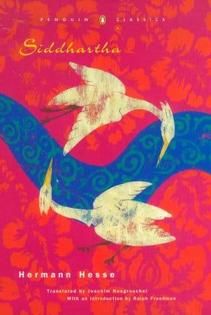 book cover hermann hesse siddhartha