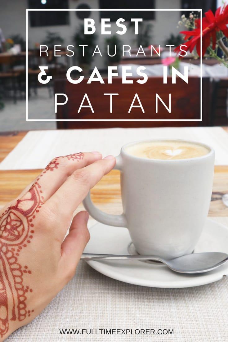 Best Restaurants & Cafes in Patan, Nepal - Lalitpur Jawalakhel Full Time Explorer Nepal Travel Honeymoon Backpack Backpacking Vacation #travel #honeymoon #vacation #backpacking #budgettravel #offthebeatenpath #bucketlist #wanderlust #Nepal #Asia #southasia #exploreNepal #visitNepal #seeNepal #discoverNepal #TravelNepal #NepalVacation #NepalTravel #NepalHoneymoon