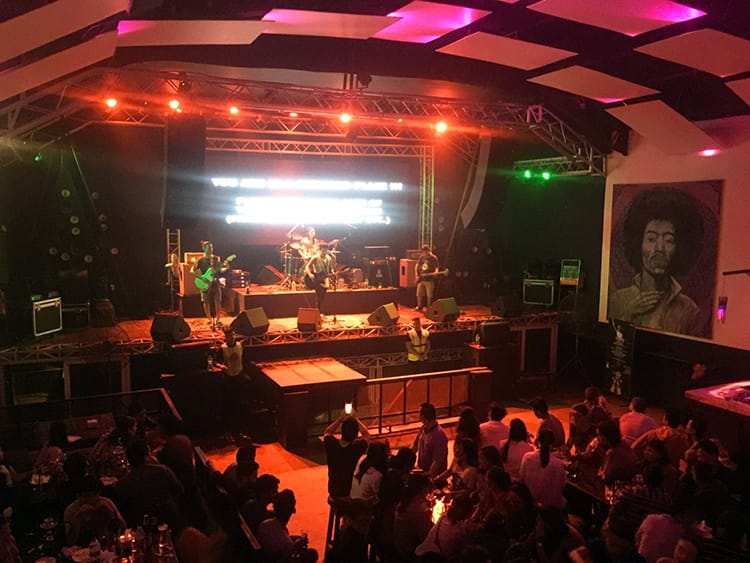 One of the best night life hotspots in Kathmandu is Purple Haze Rock Bar which has local bands