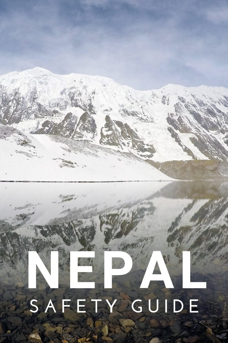 Nepal Safety Guide - Full Time Explorer Nepal | Travel Destinations | Honeymoon | Backpack | Backpacking | Vacation South Asia | Budget | Off the Beaten Path | Trekking | Bucket List | Wanderlust | Things to Do and See | Culture | Food | Tourism | Like a Local | #travel #vacation #backpacking #budgettravel #offthebeatenpath #bucketlist #wanderlust #Nepal #Asia #southasia #exploreNepal #visitNepal #seeNepal #discoverNepal #TravelNepal