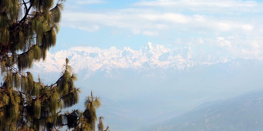 Hiking from Bhaktapur to Nagarkot in Kathmandu Valley