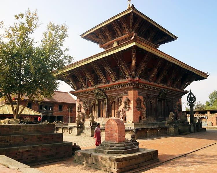 Changu Narayan Temple in Nepal