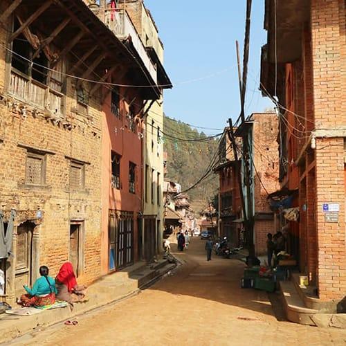 Panauti Nepal City Guide