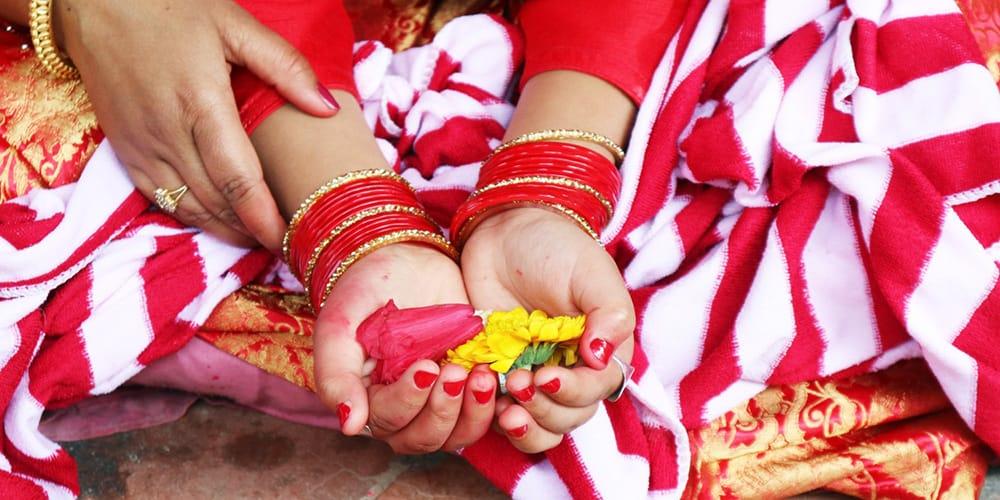 Ehee Ihi Newari Ritual: Why Nepali Girls Can Be Seen Marrying Fruit