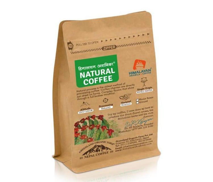 Coffee from Nepal Blue Mountain Coffee
