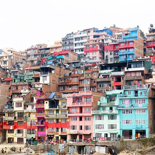 Kirtipur-Nepal-City