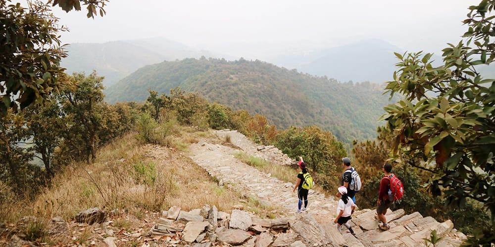 Champa Devi Hike: Kathmandu Day Trip