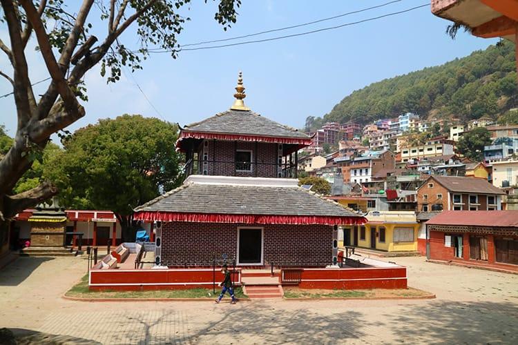 Shree Rana Ujjeshwori Mandir Temple in Tansen Palpa