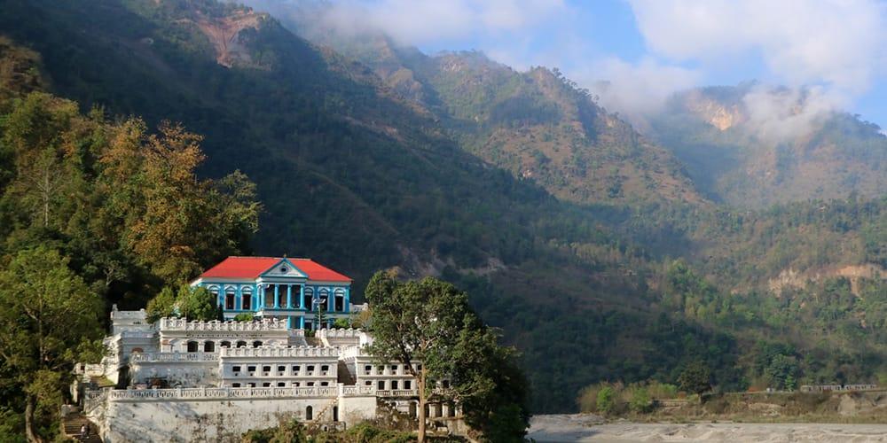 The Rani Mahal in Palpa, Nepal: Travel Guide & Photography