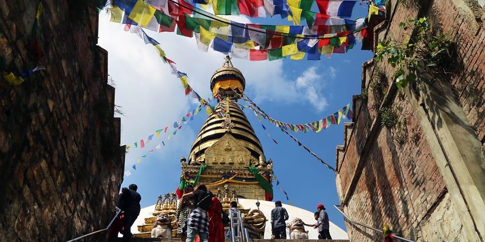 nepal in september kathmandu