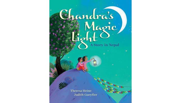 Chandra's Magic Light Book Cover