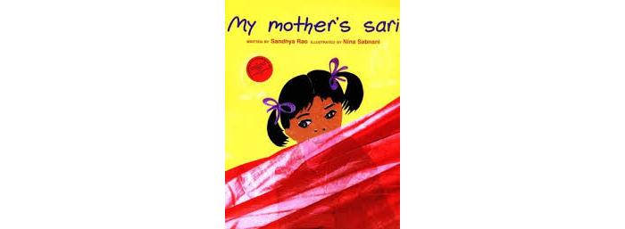 My Mother's Sari Book Cover