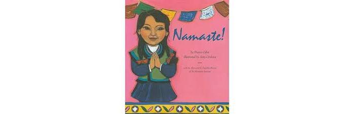 Namaste! Book Cover