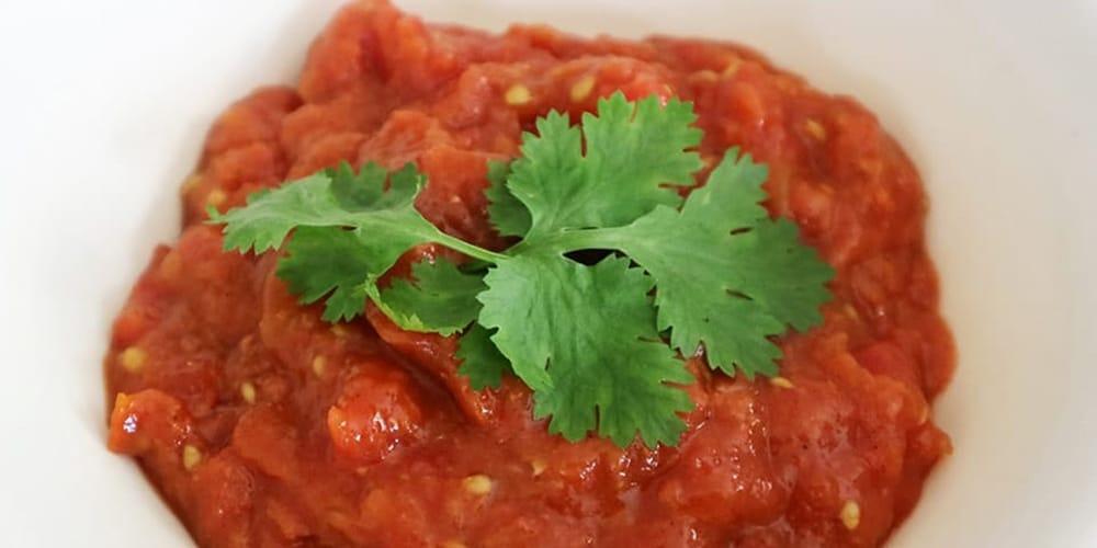 Nepali Tomato Achar Recipe