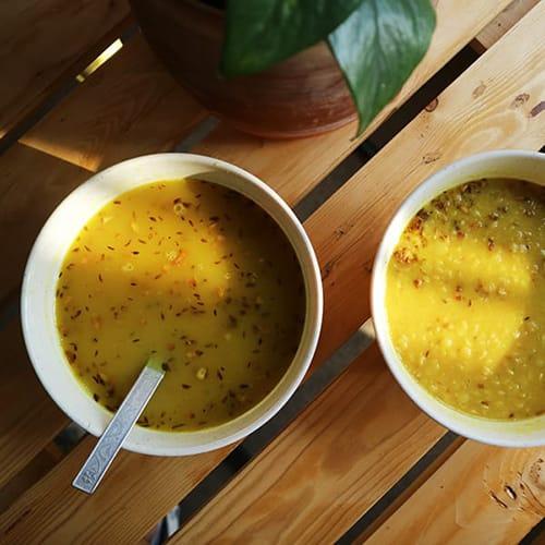 Nepali Yellow Lentil Dal