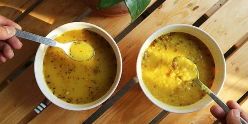 Nepali Yellow Dal Fry Recipe