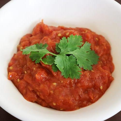 Nepali Tomato Achar
