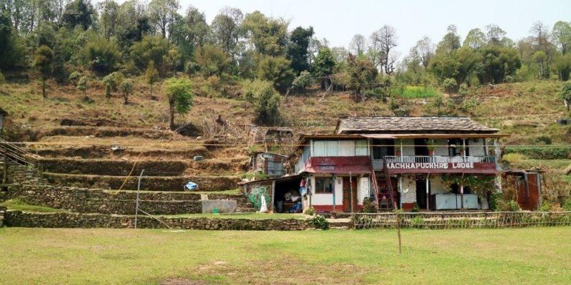 Australian Base Camp Pokhara Nepal Feature