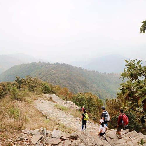 Champa Devi Hike