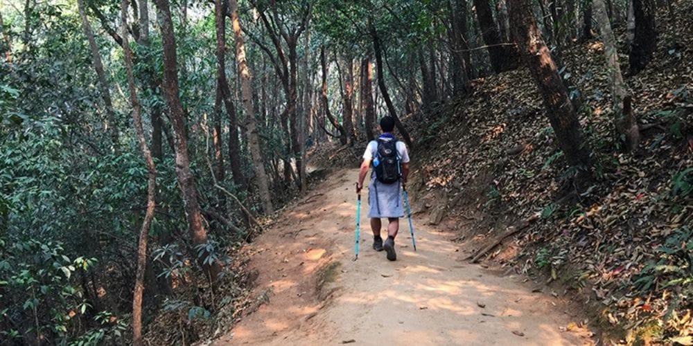 Jamacho Gumba Hike in Shivapuri Nagarjun National Park