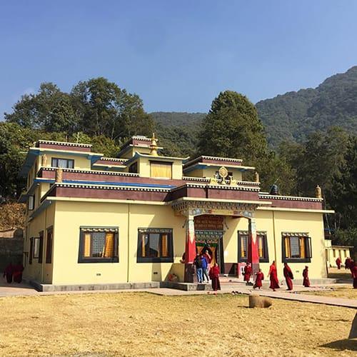 Nagi Gompa Monastery Hike