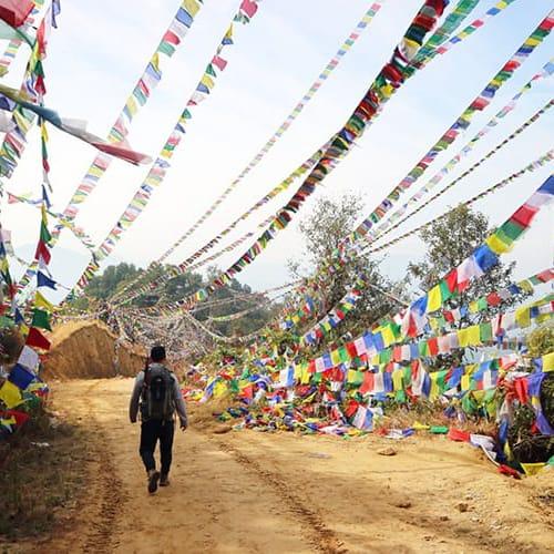 Kathmandu Valley Trek Itinerary