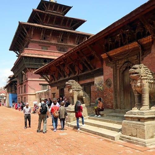Patan Itinerary