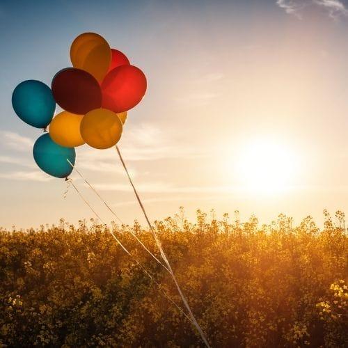 laughing gas balloons