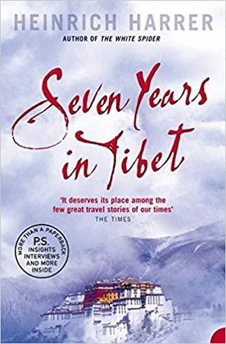 seven years in tiber heinrich harrer book review
