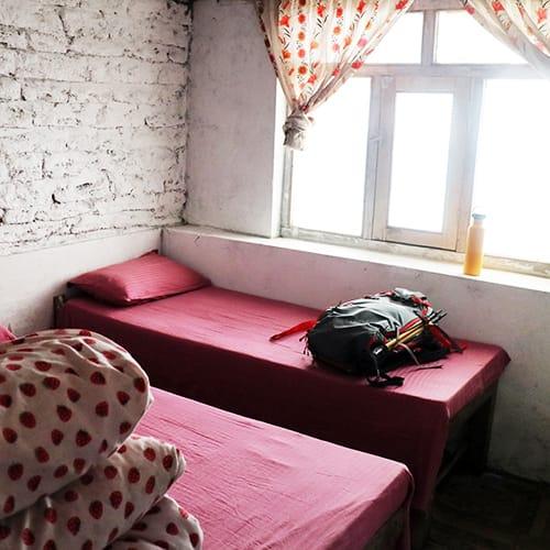 tea houses in nepal