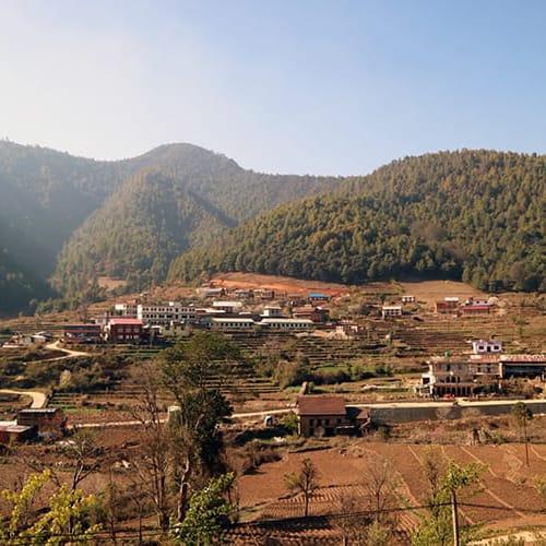 Chitlang Village Guide